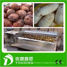 lavadora comercial de vegetales usados para la venta