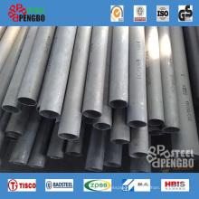 Tube en acier inoxydable ASTM A249 pour échangeur de chaleur