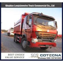 Camion à benne basculante et à benne basculante HOWO A7 6X4 de série de camion de Sinotruk