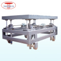 2 sets machine screw jacks stage lifting
