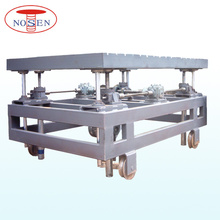 Electric Self-Locking Screw Jack Platform Lift