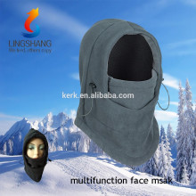 New products outdoor winter hats, face mask balaclava,caps and hats for wholesale