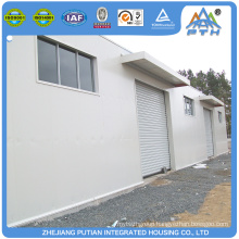 Alibaba china cheap prefab steel garage