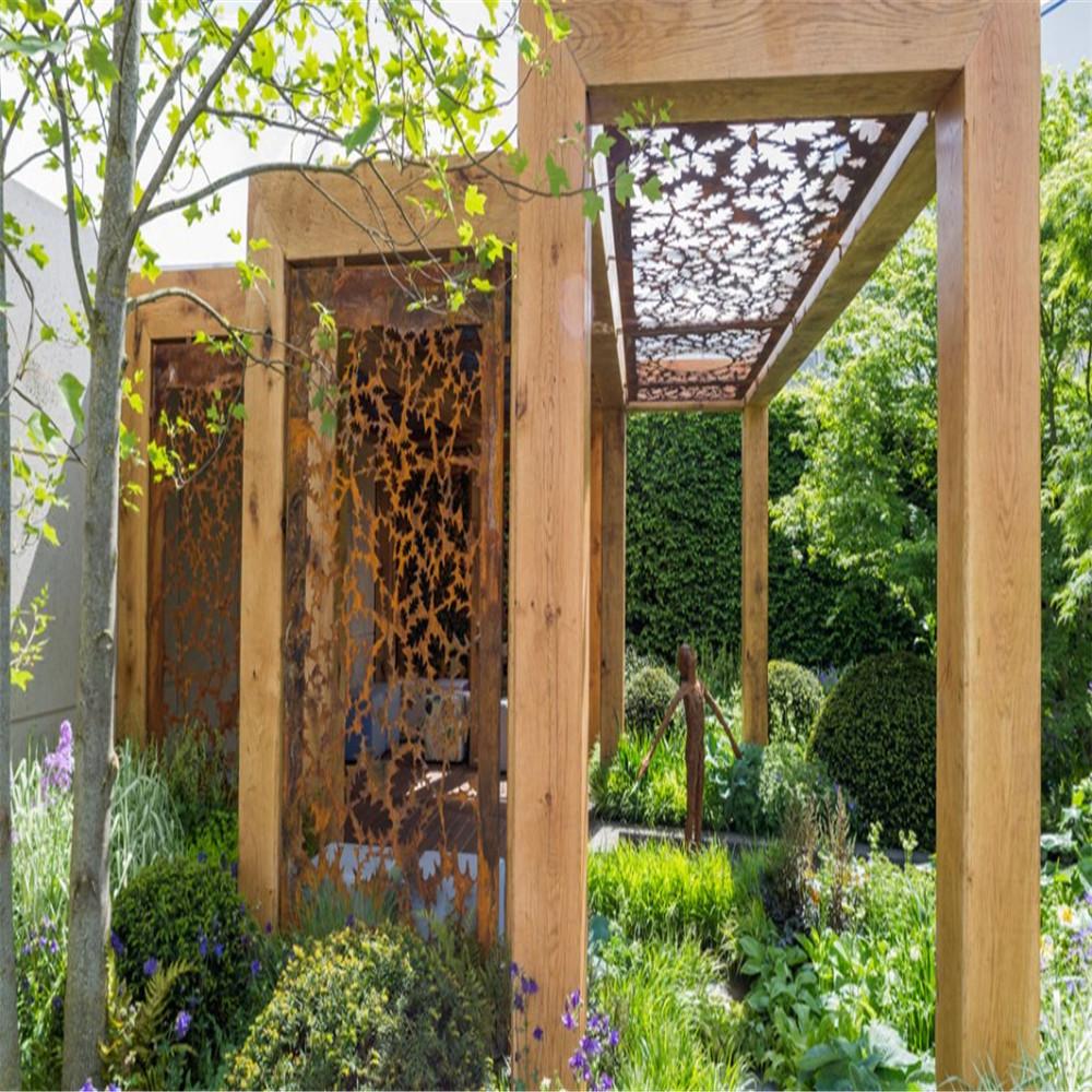 Decorative Metal Garden Fencing Panels China Manufacturer