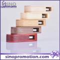 Custom Creative Mahagoni Holz drehen USB-Flash-Laufwerk