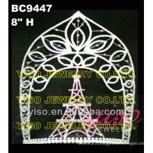 Кристальные короны замка