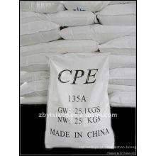 Borracha antioxidante aditiva Polietileno clorado