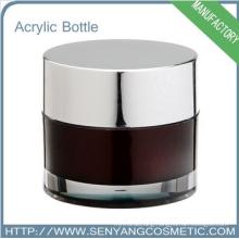 cosmetic glass jar cosmetic acrylic luxury jar