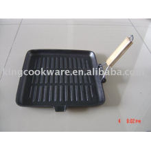Cast Iron Grill Pan 3