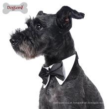 3 cor 4 tamanho cão Pet Bow Tie Bandana acessórios atacado China