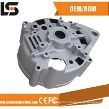 A liga de alumínio do OEM morre as peças da carcaça para a tampa do motor