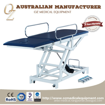 Professional ISO 13485 Australian Manufacturer Medical Grade Electric Healthcare Center 1 Section Beauty Couch Factory