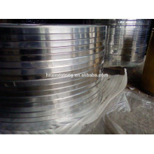 tira delgada de aluminio para transformador o techo