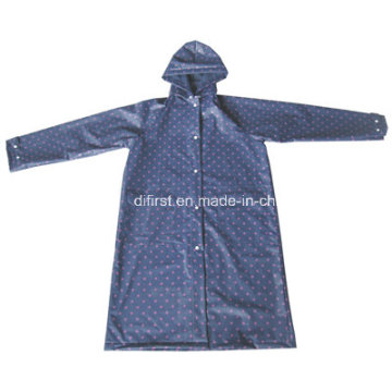 EVA Polyester Raincoat with Waterproof (DFZ005)