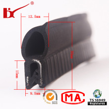 Car Door Rubber Weather Strip with Ts 16949