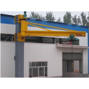 Electric Driven 5T Lifting Column Type Jib Crane