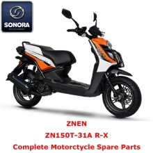 Znen ZN150T-31A RX Complete Scooter Recambio