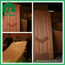 Melamine Faced HDF/MDF /Plywood Door Skin