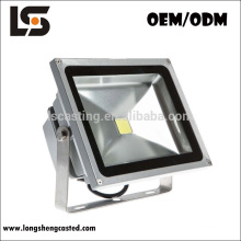 New design new product outdoor light covers aluminum die-casting flood light parts