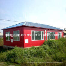 Fertigteil Stahlbau Villa (MV-03)