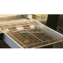 Ladder Belt for Cooling and Dewatering