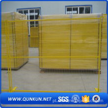 2017 Galvanzied Temporary Fence Panels