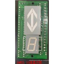 Piezas del elevador, levantar piezas--indicador (DOT226)