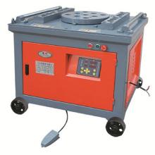 Máquina de dobra de barras redondas de barras de aço