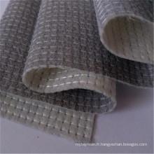 Tissu non tissé de fibres de polyester