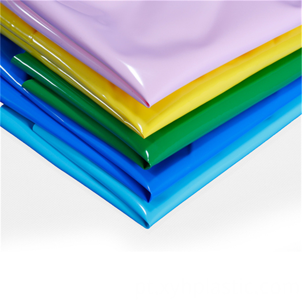 Colorful PVC Film For Packaging