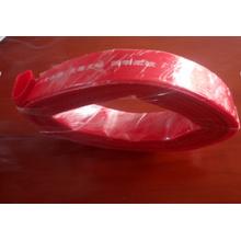 Красный ПВХ армированный пластиковый мягкий шланг (AIO-RS-PVC)