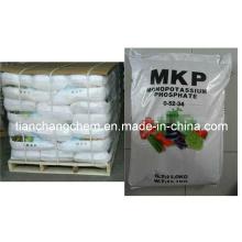 Fertilizante Compuesto Monofosfato de Potasio MKP 0-52-34