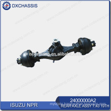 Genuine NPR Rear Axle Assy 7:43 19TH 24000000A2