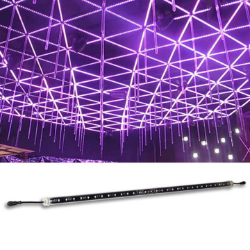 20 см Диаметр 3D LED Tube DMX Control