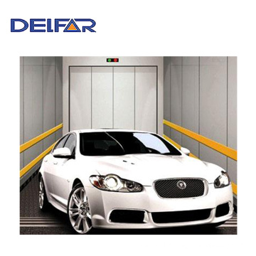 Stable Car Lift Safe and Cheap From Delfar Elevator
