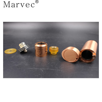 2017 Marvec Futule mechanical e cigarette mod kit