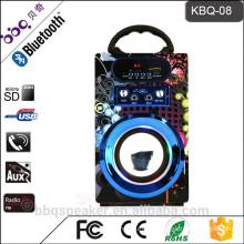 BBQ KBQ-08 10W 1200 mAh Battery New Outdoor Creative Bluetooth Portable speaker Karaoke System loudest