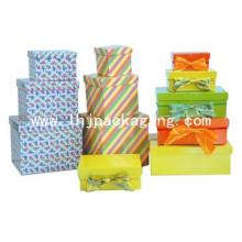 Бумага высокого качества настроена на шоколадную коробку