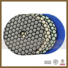 Buena almohadilla de pulido de tipo húmedo para pulir el rendimiento