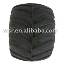 costume moldados de borracha de pneus para brinquedo Racing carro-A088