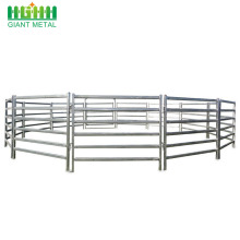 Pagar Tensity Tinggi Berguna Flexible Rail Horse Fence