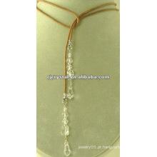Artigos de cristal do presente da jóia