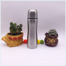 500 Double Wall Stainless Steel Vacuum Travel Coffee Thermos Flask