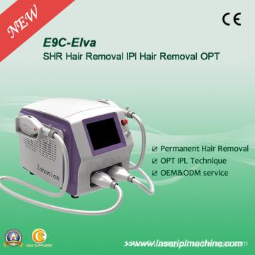 Intense Pulse Light Shr Elight Hair Removal Machine E9c