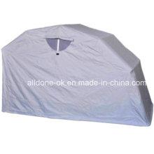 Abrigo de lona impermeable al aire libre plegable de la cubierta de la motocicleta