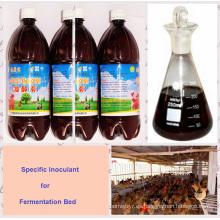 Extracto de Algal Bio Preparate utilizado para hacer lecho de fermentación