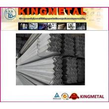 Angle en acier galvanisé