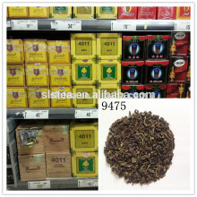 Schießpulver grüner Tee 9475 Preis Sultan Tee Mischung Tee OEM in Ball Art von Huangshan Songluo