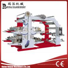 Hochwertige vierfarbige Flexodruckmaschine