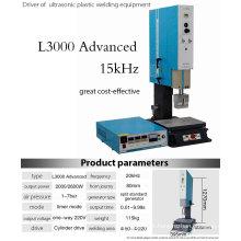 Máquina de solda ultra-sônica para objetos plásticos
